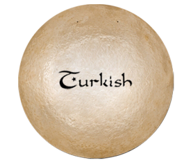 "Turkish Cymbals Brilliant 18"" Gong"