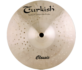 "Turkish Cymbals Classic 10"" Splash"