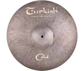"Turkish Cymbals Classicdark 17"" Crash"