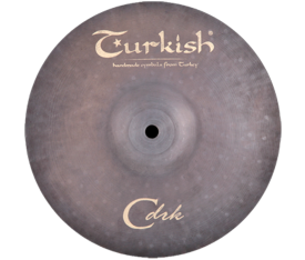 "Turkish Cymbals Classicdark 8"" Splash"