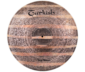 "Turkish Cymbals Dark Hammer 22"" Ride"