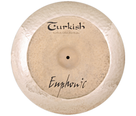 "Turkish Cymbals Euphonic 20"" China"