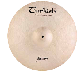 "Turkish Cymbals Fusion 21"" Ride"