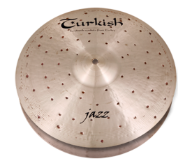 "Turkish Cymbals Jazz 14"" Hihat"
