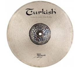 "Turkish Cymbals JB-H13 John Blackwell Signature 13"" Hi-Hat"
