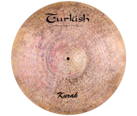 "Turkish Cymbals Kurak 12"" Splash"