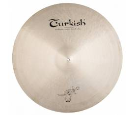 "Turkish Cymbals Lale Kardeş Signature 22"" Ride"