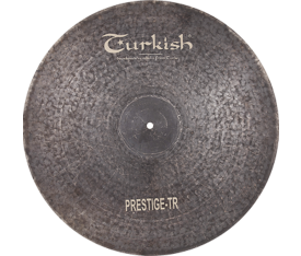 "Turkish Cymbals Prestige-Tr 22"" Ride"