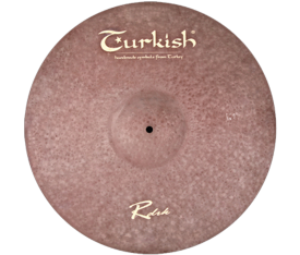 "Turkish Cymbals Rawdark 16"" Crash"