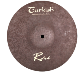 "Turkish Cymbals Rawdark 8"" Splash"