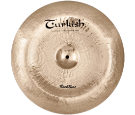 "Turkish Cymbals Rock Beat 18"" China"