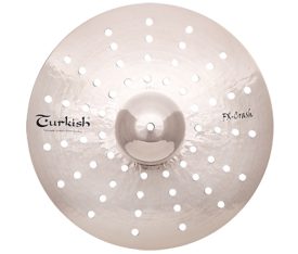"Turkish Cymbals Rock Beat 18"" Fx-Crash"