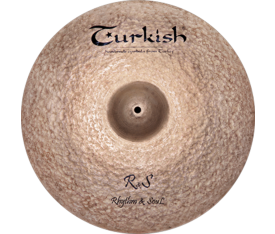 "Turkish Cymbals Rs 15"" Hihat"