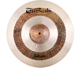 "Turkish Cymbals Sehzade 21"" Ride Jazz"
