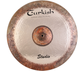 "Turkish Cymbals Studio 22""  Ride"