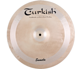 "Turkish Cymbals Sumela 17"" Crash"