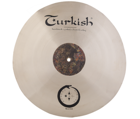 "Turkish Cymbals Water 22"" Crash"