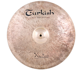 "Turkish Cymbals Xanthos-Cast 16"" Crash"