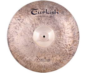 "Turkish Cymbals Xanthos-Cast 21"" Ride"