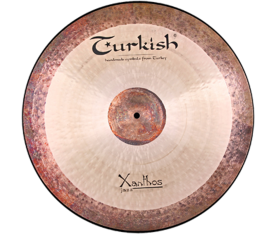 "Turkish Cymbals Xanthos-Jazz 20"" Ride"