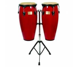Tycoon Conga STC-1B-R-D  Supremo Series 10 x 11 Red