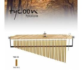 Tycoon Master Grand Series Chimes (36'lı) TIMG-36-G Ash Wood Bar (St