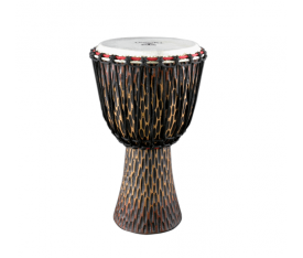 Tycoon TAJ-10 CO Chiseled Orange Series African Djembe