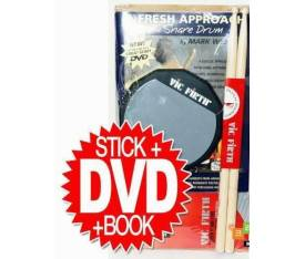 Vic Firth FASP Fresh Approach Starter Pack