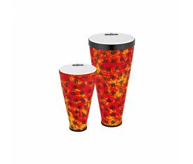 Viva Rhythm VR-SDSET-SH Boom Series Stack Drum Set (Sunshine)