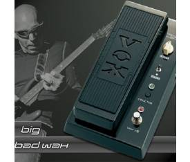 Vox JSWAH-BIG BAD WAH Wah Pedal