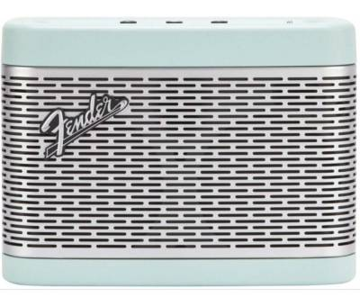 Fender Newport Sonic Blue Bluetooth Speaker