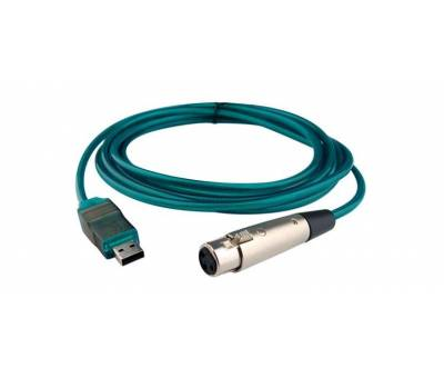 Alctron UC210 3P XLR Female to USB Male cable