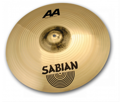 "Sabian 19"" AA Metal Crash Brilliant"