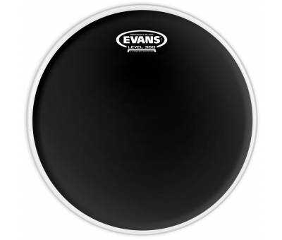 "Evans TT08RBG 8"" Resonant Siyah Clear Tom Alt Derisi"