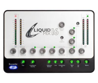 Focusrite Liquid Mix16 Firewire Ses Kartı