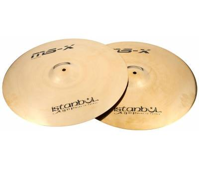 "Istanbul Agop 16"" Xist Brilliant Band- Orchestral"