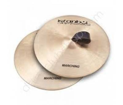 "Istanbul Agop 16"" Xist Brilliant Marching"