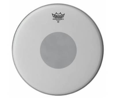 "REMO CX-0114-10- 14"" Controlled Sound X Coated Tom Derisi"